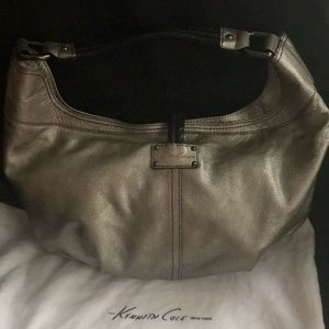 Kenneth Cole Hobo style Handbag w/ dust bag